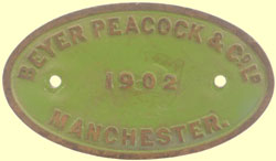 click for 8K .jpg image of BP 1902 makers plate