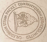 click for 7.5K .jpg image of Caledonian bowl engraving