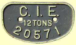 click for 12K .jpg image of CIE wagonplate
