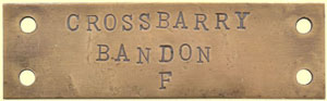 click for 8k .jpg image of Crossbarry-Bandon plate