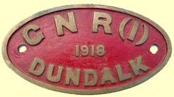 click for 11.1K .jpg image of GNR makers plate