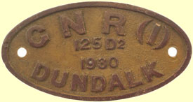 click for 10K .jpg image of GNRI tender plate