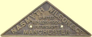 click for 9K .jpg image of GNR Nasmyth plate
