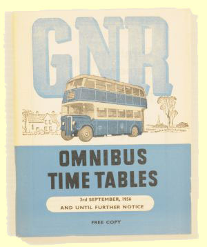 click for 6K .jpg image of GNR bus timetable