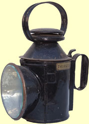 click for 10K .jpg image of 'Thurles lamp'.