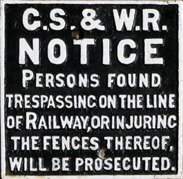 click for 29.2K .jpg image of GSWR small trespass