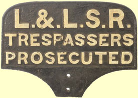 click for 17K .jpg image of LLSR trespass