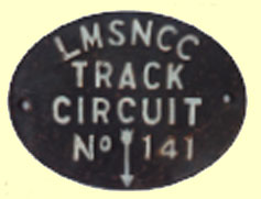 click for 8K .jpg image of NCC track circuit plate