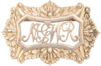 click for 9.3K .jpg image of MGWR guards silver clasp