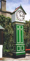 click for 3.6K .jpg image of Portrush clock