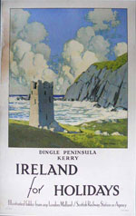 click for 12K .jpg image of Dingle poster