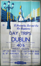 click for 14K .jpg image of day trips to Dublin
