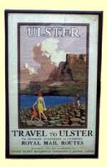 click for 5.9K .jpg image of Ulster poster