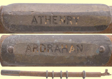 click for 21K .jpg image of Athenry-Ardrahan staff