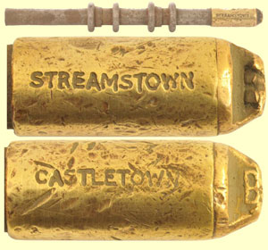 click for 29K .jpg image of Streamstown staff